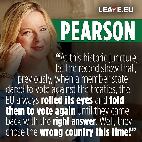 pearson and eu and brexit