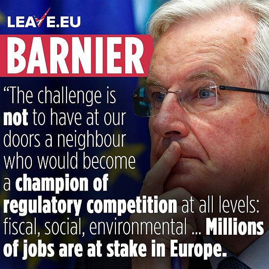 barnier and brexit